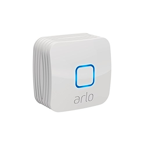 Arlo - Add-on Bridge for Smart Home Security Lights. Indoor use only, Security Light and camera not included (ABB1000)