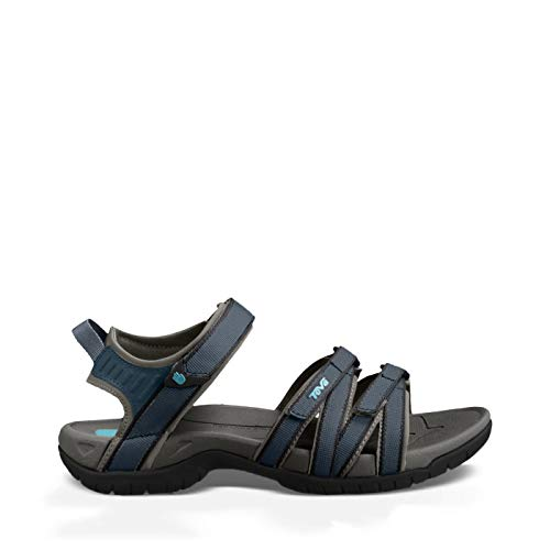 Teva W Tirra, Damen Sport- & Outdoor Sandalen, Bering Sea, 37.5 EU (4.5 UK)