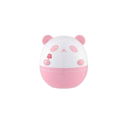 TONYMOLY Panda's Dream Rose Hyaluronic Face Cream, 5 oz