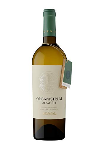 Organistrum Vino blanco albariño D.O. Rías Baixas - 750 ml