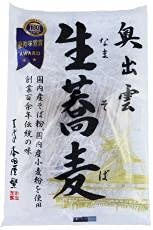 本田商店 ムソー 奥出雲・生蕎麦 100g×2食