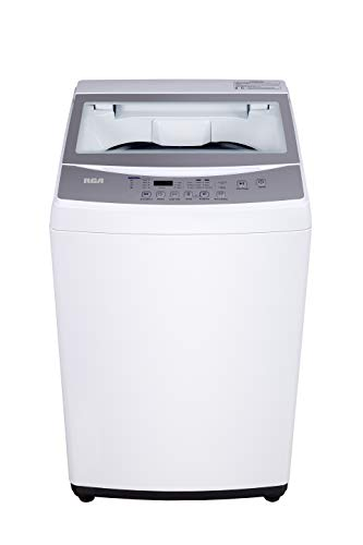 RCA RPW302 Portable Washing Machine, 3.0 cu ft, White