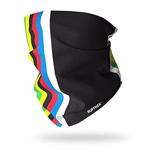 Ruffnek Cyclisme Monde Champion Rainbow Conception Accessoire de tête Multifonction / Cache-Cou pour Hommes, Femme & Enfants