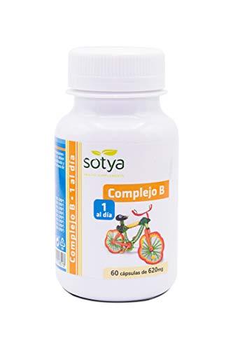 SOTYA - SOTYA B Complex 60 cápsulas 600 mg