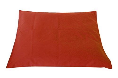 Tierra Zen Cojín ME020F, Rectangular, de algodón Acolchado