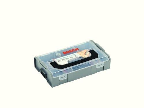 Bosch 06159975E2 Stichsägeblatt, 70-teiliges Zubehör Set für Stichsäge, Holz, 30 Sägeblätter für Metall für Spezialanwendungen, in Mini L-Boxx