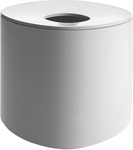 "Alessi ""Birillo"" Tissue Box, White"