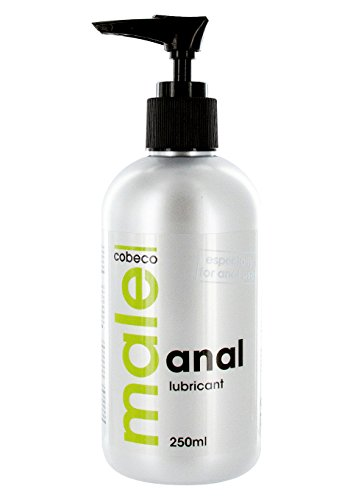 Cobeco Male Anal Lubricante - 250 ml