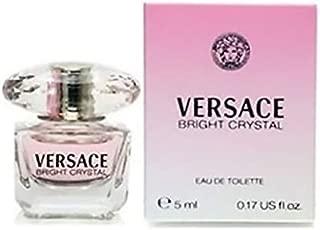 Bright Crystal by Versace for Women - Eau de Toilette, 5ml