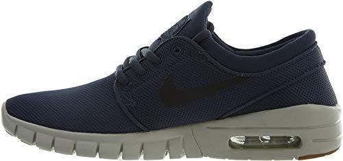 Nike Unisex-Erwachsene Stefan Janoski Max Gs Sneaker, Blau (Thunder Blue Black Gum Brown 905217-403), 37.5 EU