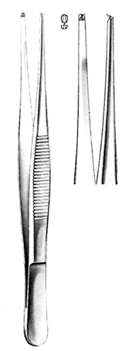 Comdent 20-858-1 Kocher Pinzette, 14,5 cm