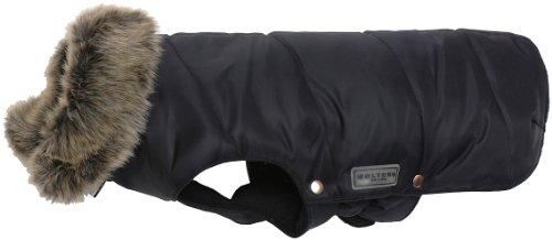 Wolters Cat&Dog 49949 Parka mit Fellkragen 56 cm, schwarz