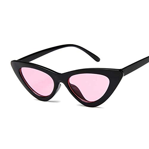 Gafas De Sol Gafas De Sol Retro Cat Eye Lady Sexy Retro Kitten Eye Sunglasses Gafas De Color Mujer Blackpink