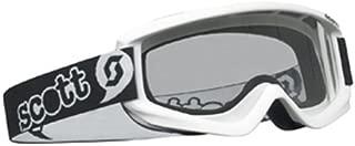 Scott Sports Agent Mini Youth Goggles, (White)