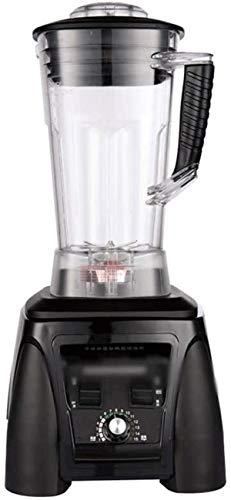 Blender Smoothie Cuisine Blender for Shakes et smoothies Frozen Drink Maker haute capacité professionnelle avec Blender Countertop, Machine à boisson glacée autonettoyant