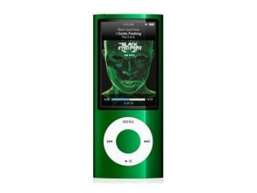 Apple iPod NANO (5.GEN.) Lettore Digitale Portatile Verde