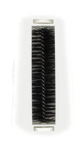 Fackelmann 43650 - Recogedor para Migas (plástico, 15 cm), Color Blanco