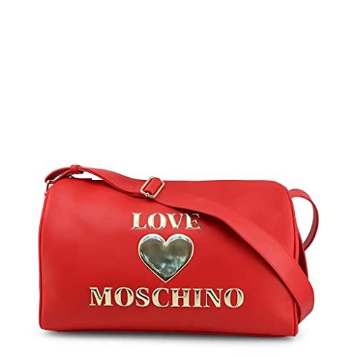 Love Moschino Borsone in PU da donna rosso