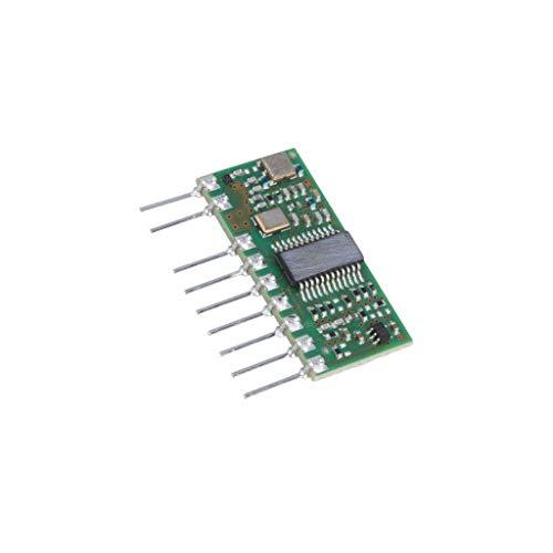 650201425G Module: RF FM transceiver FSK 868.3MHz serial -100dBm 20/11mA AUREL