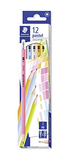 Staedtler Norica Black Lead Pencil Set - Pack of 12