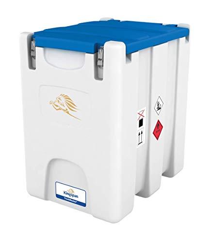 Mobiele tankinstallatie voor AdBlue® 300 liter BlueTruckMaster® met 12 V pomp, met digitale teller