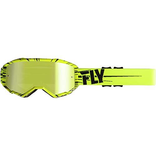Fly Racing 2020 Zone Goggles (HI-VIZ Yellow/Black)