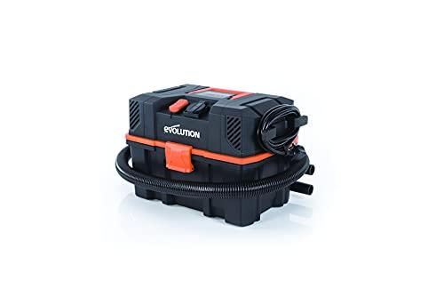 Evolution Power Tools R15VAC (EU) Aspirador en seco y húmedo.
