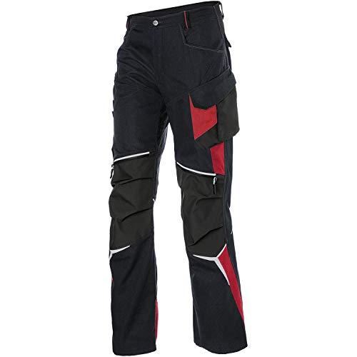 Pantalones de trabajo KÜBLER Bodyforce Pro con líneas ergonómicas, elementos reflectantes y...