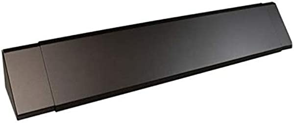 Empire Comfort Systems Black Adjustable Fireplace Hood For 28 To 48 Harmony Burners