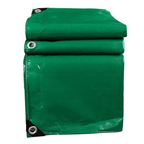 HG Tarps Luifel groen mes, het grote vrachtwagenzeil waterdicht zonnescherm zeildoek schaaft
