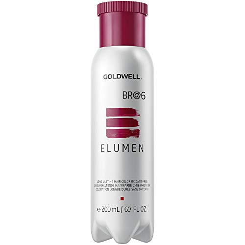 Goldwell Elumen Bright Haarfarbe 6 BR, 1er Pack, (1x 200 ml)