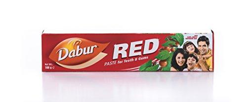 Dabur - Dabur Red (Ayurvedische Kräuter Zahnpasta) - 100ml