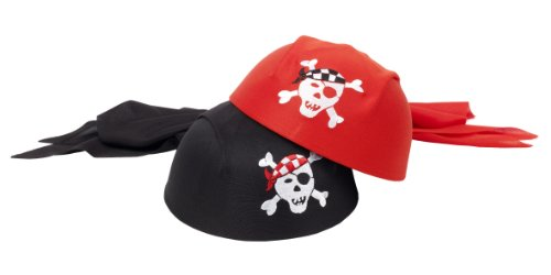 Souza for Kids - 2319 - Déguisement - Pirate Chapeau - Rouge