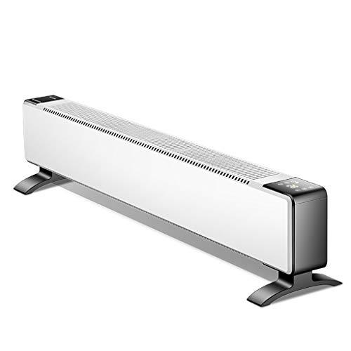 WenFei shop Calentador de radiador por convección: 2 configuraciones de Calor (1000W / 2000W) con protección rápida contra el Calentamiento, volcado y sobrecalentamiento, para la Oficina y el hogar