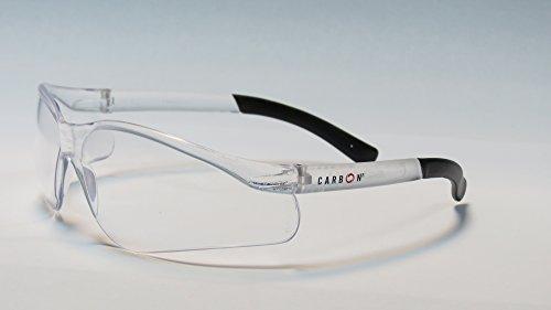 Carbon CB9000occhiali di/vetro (obiettivo: chiaro)