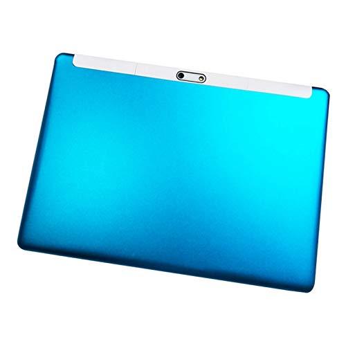 Pineapplen Tableta de 10.1 Pulgadas MTK6592 1 + 16G Quadcore Android 1280X800 WiFi + Tarjeta SIM Dual para NiiOs Mayores (Enchufe de la EU)