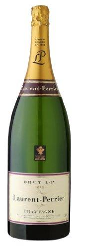 Laurent Perrier Champagner Brut Jeroboam 12{f6f67ae228e152ca6c1bd803f3f67fefbefab1cc37a8a2def83c74386838d97b} 3,0l Großflasche in Holzkiste