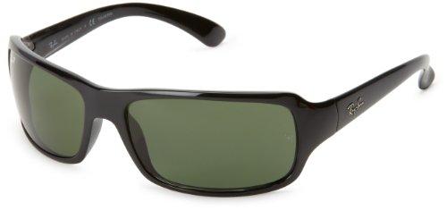 Ray-Ban Mod. 4075 Sole Gafas de Sol, 601/58, 61 Unisex-Adulto