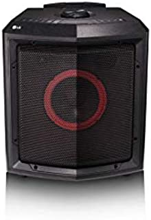 LG,FH2 50W LOUDR Portable Speaker System, Black