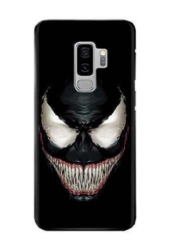 Carcasa para Samsung Galaxy S9+ [Plus] Venom Spider Man Eddie Brock Mac Gargan Marvel Comics 21 Diseños