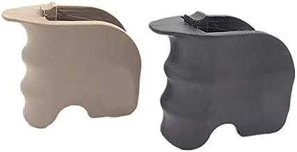 NO LOGO XBF-Grips Pistole Rubber Grip-Handschuh-Abdeckung Sleeve Anti Slip for Revolver Handguns Gel Blaster Airsoft Jagd-Zubeh/ör Nylon Magazine Farbe : FG