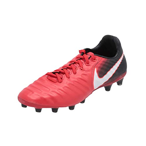 Nike Herren Tiempo Legacy III AG-Pro Fußballschuhe, Rot (red/White/Black red/White/Black), 40 EU