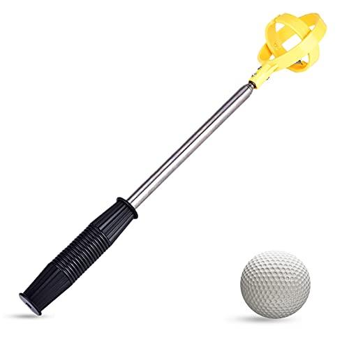 Bolas Golf Recuperadas Amarillas Marca Dioche