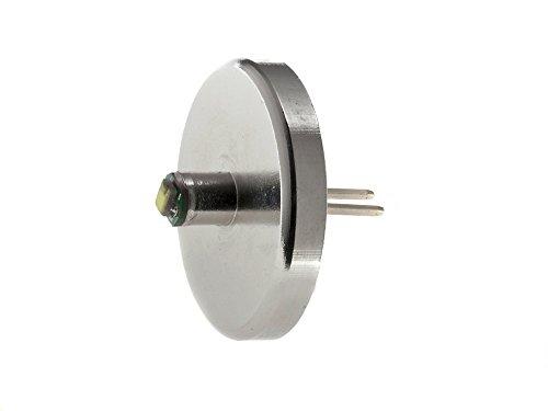 LED Ersatz-Birne für MINI MAGLITE 2AA Taschenlampe | TorchLED-biL | 1 Watt, 1-3 Volt 90 Lumen