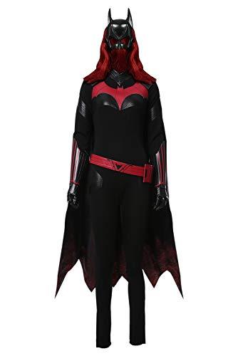 Disfraz De Serie De Television para Mujer Heroine Cosplay Outfits Conjunto Completo De Disfraces De Carnaval De Halloween, XS