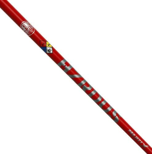 "Project X HZRDUS Red Hand Crafted 62g 6.0 Stiff Flex Shaft 46"""