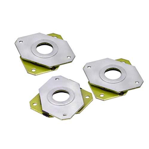 ICQUANZX 3 stücke 3D Drucker Schrittmotor Schwingungsdämpfer Stahl & Gummimotoren Stoßdämpfer für Creality Ender 3 CR-10 CR-10S