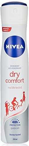 Nivea Dry Comfort Desodorante, 200 ml