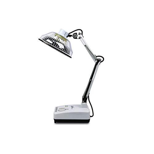 ITLV LED infrarood warmte-behandeling lamp, instelbare tafellamp infrarood fysiotherapie lampen TDP spierpijn verlichten