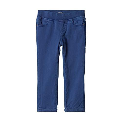 Steiff Jungen Hose , Blau (PATRIOT BLUE 6033) , 98 (Herstellergröße:98)